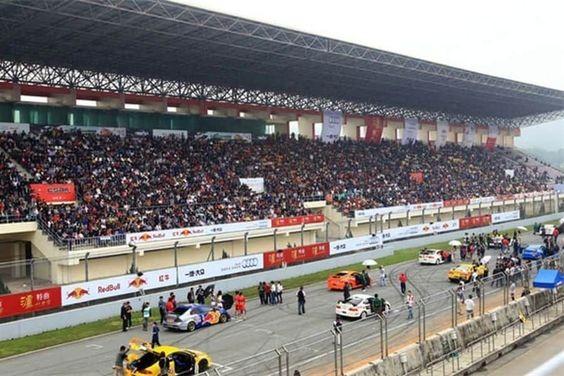 Zhuhai International Circuit ศูนย์กลางมอเตอร์สปอร์ตแห่งแรกของจีน