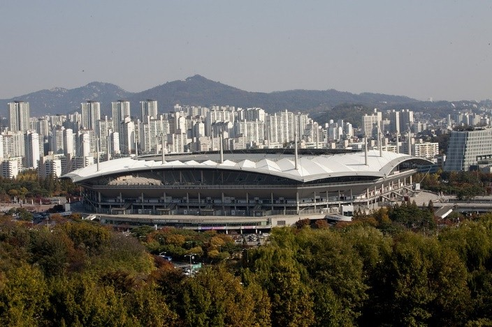 Seoul World Cup Stadium หนึ่งที่เที่ยวในเกาหลีใต้ที่คุณไม่ควรพลาด