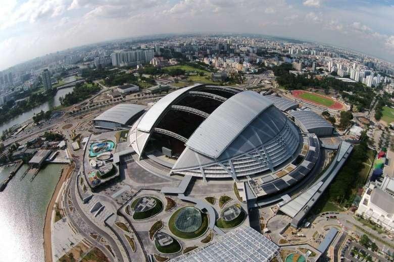 Singapore Sports Hub สนามกีฬาที่ตอบโจทย์ไลฟ์สไตล์สุดทันสมัย